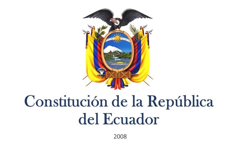 Las Garantías Constitucionales en elEcuador