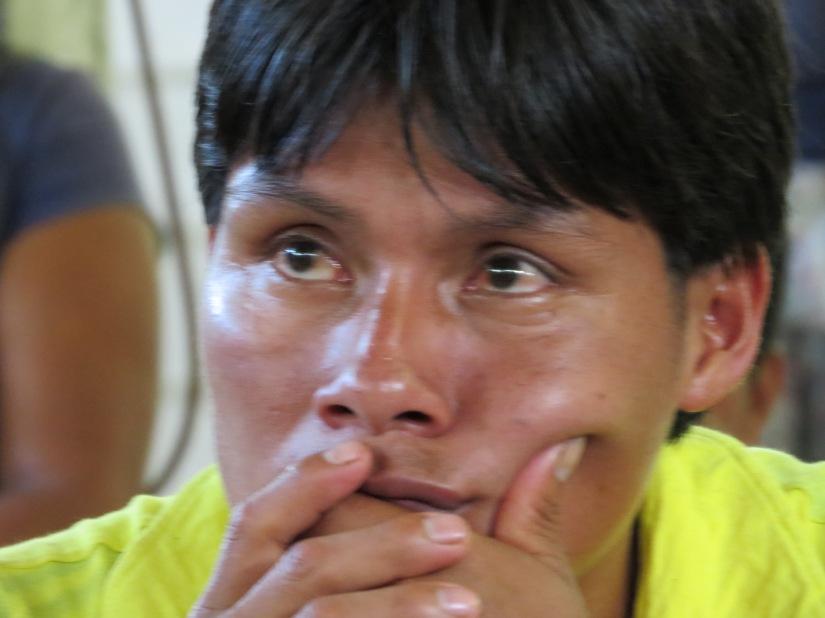 Cuento del pueblo Chachi EL CAZADORAMBICIOSO