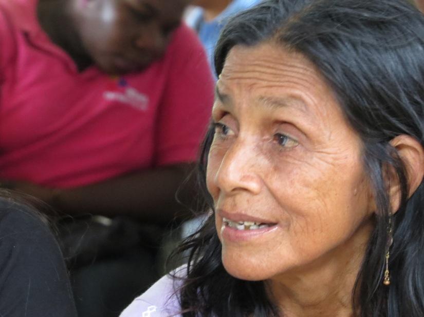 Cuento del pueblo Chachi EL TIGRE Y ELCONEJO