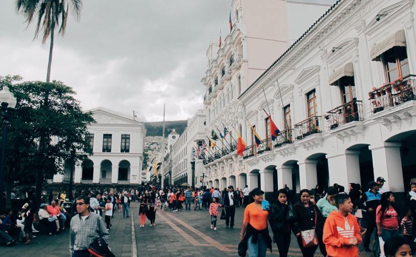 ELEMENTOS CONSTITUTIVOS DEL ESTADO – Constitución de la República del Ecuador2008